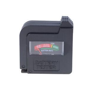BT-860 Universal Battery Volt Tester Checker AA/AAA/C/D/9V/1.5V Button CellH.fr