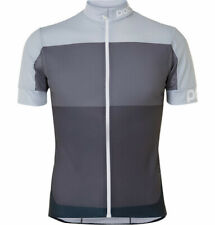 POC Men's Fondo Light Classic Cycling Jersey in Gray Size XLARGE