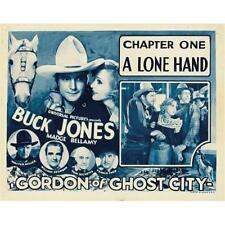 Gordon of Ghost City - Classic Cliffhanger Serial Movie Dvd Buck Jones