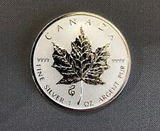 2013 $5 SILVER Maple Leaf Lunar SNAKE PRIVY mark - Reverse Proof