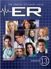 ER SEASON 13 New Sealed 6 DVD Set