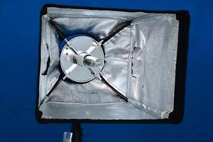 SpiderLite Single lamp lighing unit for video or portrait