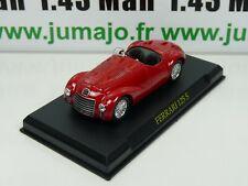 FER10E Coche 1/43 ixo altaya: Ferrari 125S