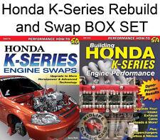 Honda K-Series Engine Swaps & Engine Performance Box Set