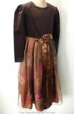 David Charles Girls Designer Dress Size 6