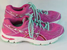 ASICS GT-1000 4 GS PR Running Shoes Girl's Size 4.5 US Excellent Plus Condition