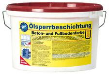 Pufas fix 2000 Ölsperrbeschichtung Beton- und Fußbodenfarbe grau 10 Liter