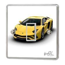 Lamborghini Light Switch Sticker Vinyl/Graphics/Decal/Skin Cover sw24