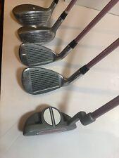 Ram Axial Girls Golf Club Set Used Girls 9-12