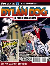 Fumetto - Bonelli - Dylan Dog Speciale 11 + Albo Groucho - Nuovo !!!