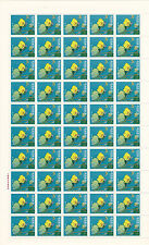 Ryukyu Islands Scott #98 Full Sheet Of 50 Stamps Japan Japanese Postage Ryukyus