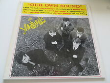 Les  Yardbirds -Our Own Sound .. Charly France... Vinyl/ Cover: mint  TOP-COPY