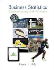 Business Statistics : Communicating with Numbers by Sanjiv Jaggia and Alison...
