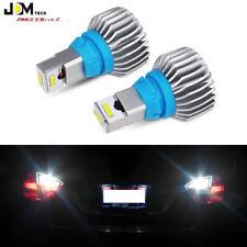2X Error Free White 4000LM 921 CSP LED Bulbs for 13+ VW CC Backup Reverse Lights