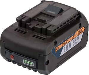 """Brennenstuhl Professional Line Battery Pack From 1805 """" Powered By Bosch """""""