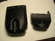 00-06 BMW X5 steering wheel column covers assembly black 6758854