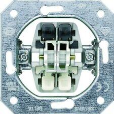 Siemens DELTA Taster-Geräteeinsatz UP Doppeltaster 2 Schließer 10A 250V