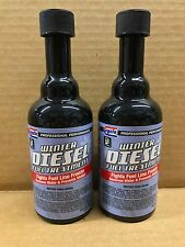 2: Genuine Cyclo Winter Diesel Fuel Treatment and Water Remover C23 Free Ship