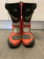 Oxtar Motorcycle Boots Size 46/12