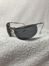 New listing Rare Vintage Renauld of France Sunglasses Aviator Wrap-Around Style