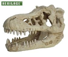 Heritage wp047 aquarium fish tank T-Rex Dinosaure crâne ornement décoration 17cm