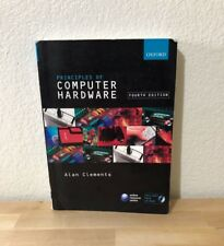 PRINCIPLES OF COMPUTER HARDWARE - CLEMENTS, ALAN - NEW PAPERBACK BOOK