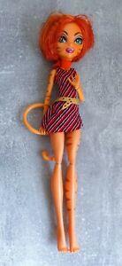 Mattel Monster High Katze ca 26cm sehr guter Zustand