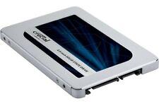"""Crucial MX500 CT500MX500SSD1 500GB SATA 2.5"""" Internal SSD"""