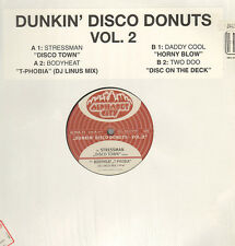VARIOUS - Dunkin' Disco Donuts Vol. 2 - Alphabet city