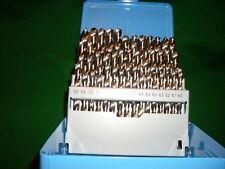 Spiralbohrer-Kassette DIN 338/RN   6,0 - 10,0 mm x 0,1 mm stgd. 41 Bohrer