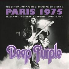 Deep Purple - Live in Paris 1975 Vinyl 3LP NEW Blackmore Coverdale Lord
