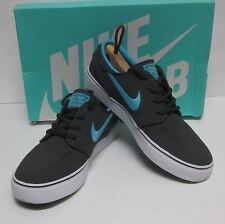 NIKE SB STEFAN JANOSKI ZOOM NB BG US_7Y UK_6 EUR_40 GREY TEAL SKATEBOARD SHOES