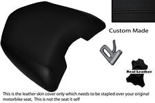 BLACK STITCH CUSTOM 04-09 FITS DUCATI MULTISTRADA DS 1000 1100 620 REAR COVER