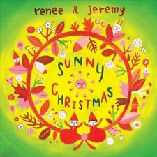 FREE US SHIP. on ANY 3+ CDs! USED,MINT CD Renee & Jeremy: Sunny Christmas Single