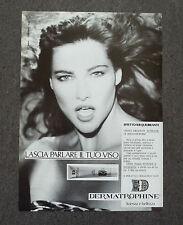 F851 - Advertising Pubblicità - 1988 - DERMATROPHINE EFFETTO RIEQUILIBRANTE