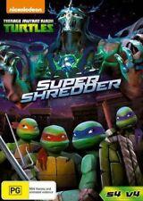 NEW Teenage Mutant Ninja Turtles (2012) DVD Free Shipping