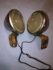 Vintage Cowl Driving Parking Fender Lights Chevy Buick Pontiac Oldsmobile Nash