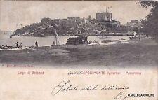 # CAPODIMONTE: IL LAGO - PANORAMA - 1903
