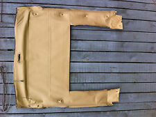 MERCEDES BENZ W123 COUPE C123 Ceiling Roof Panel Headliner Creme Polomino  Beige