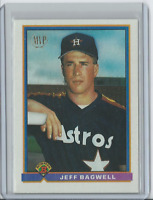 1991 Bowman #183 Jeff Bagwell RC - Houston Astros HOF - Rookie Mint
