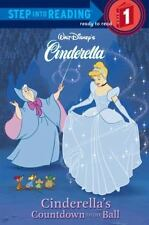 Step into Reading: Cinderella's Countdown to the Ball by Heidi Kilgras and...
