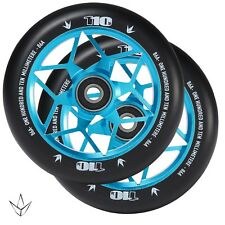 ENVY 110mm DIAMOND WHEEL PAIR - Teal