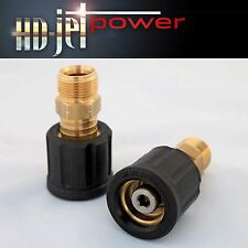 Drehgelenk Kupplung Adapter Hochdruckschlauch M22 IG M22 AG Kärcher Kränzle Alto