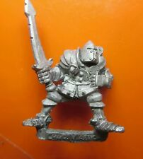 CH2 Chaos warrior knight citadel games workshop fighters Boris heartcleave