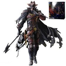 RED BATMAN TIMELESS WILD WEST DC COMICS VARIANT PLAY ARTS KAI ACTION FIGURES TOY