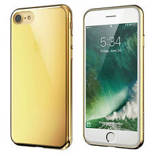 BRAND NEW SWITCHEASY NUDE METALLIC PC PROTECTIVE CASE COVER FOR IPHONE 7 - GOLD