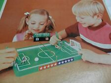TOMY Football, table soccer game ref. 607 724 for 2 players VINTAGE ANNI 70