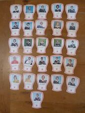 More details for set 26 tennents brewery beermats cat 101-126 1978 scotland football world cup