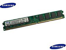 Samsung 2 Go pc2-6400 ddr2-800 ddr2 SDRAM 800/667/533 Mhz Dimm Bureau