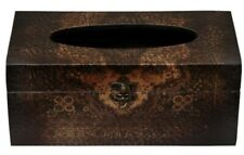 New listing Oriental Furniture Old World Tissue Box Cover